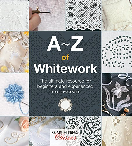 9781782211792: A-Z of Whitework