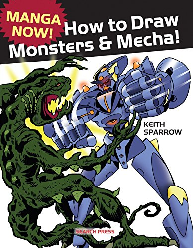 9781782211983: Manga Now! How to Draw Monsters and Mecha