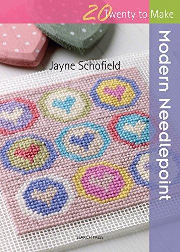 9781782212263: Modern Needlepoint (Twenty to Make)