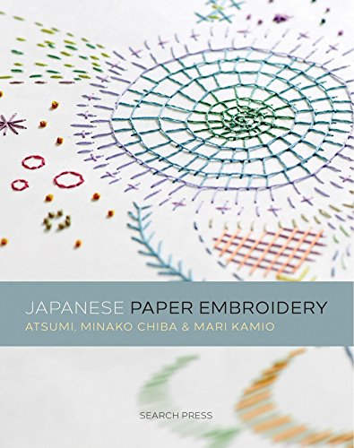 9781782212485: Japanese Paper Embroidery