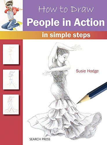 9781782213406: How to Draw: People in Action