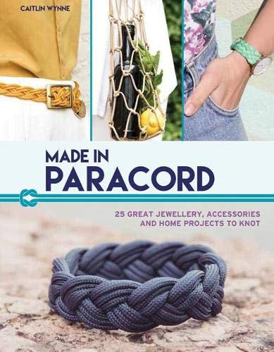 9781782213741: Made in Paracord!