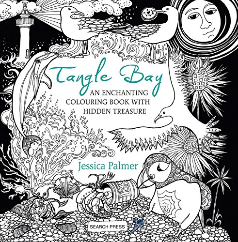 9781782214137: Tangle Bay: An Enchanting Colouring Book With Hidden Treasure