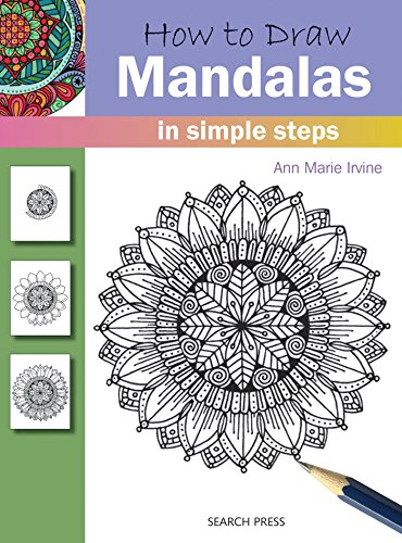 9781782214311: How to Draw Mandalas: in simple steps