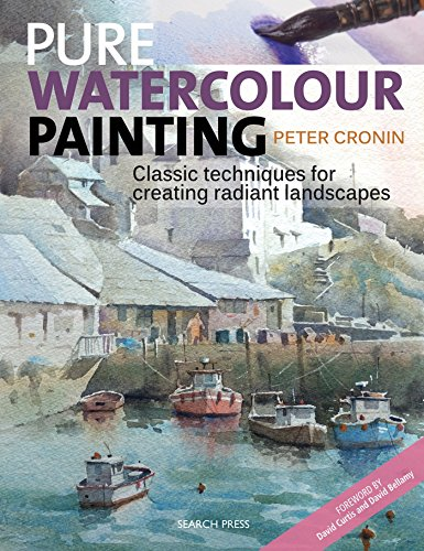 9781782214359: Pure Watercolour Painting: Classic techniques for creating radiant landscapes