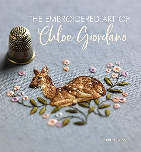 9781782215837: The Embroidered Art of Chloe Giordano