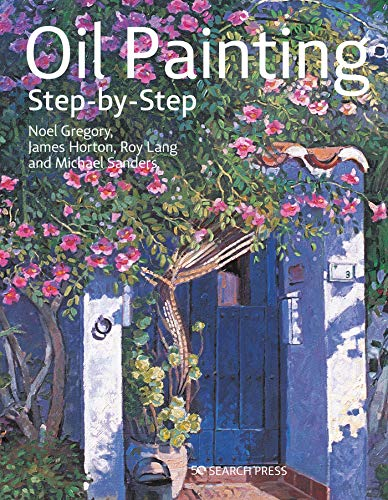 9781782217824: Oil Painting Step-by-step