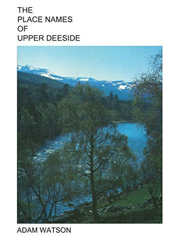 9781782223290: The Place Names of Upper Deeside