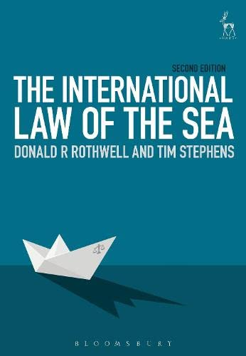 9781782256847: The International Law of the Sea: Second Edition