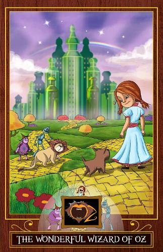 The Wonderful Wizard of Oz (The Wizard of Oz Collection)