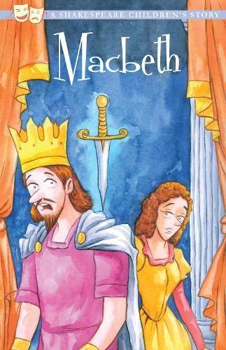 The Tragedy of Macbeth (Twenty Shakespeare Children's: Shakespeare, William, Macaw
