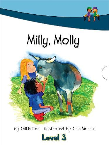 Milly Molly: Level 3 - 10 (Paperback): Gill Pittar