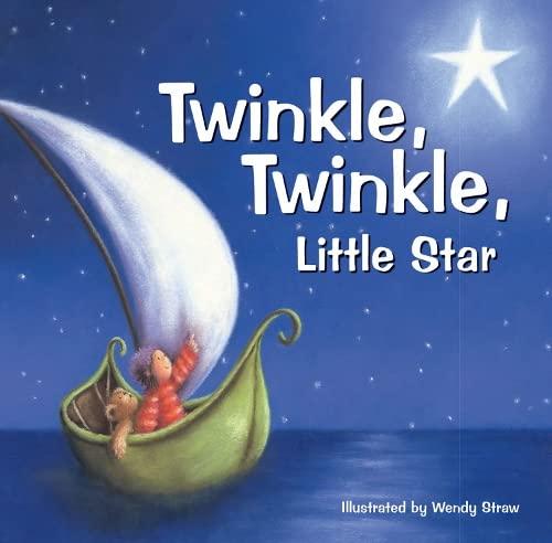 9781782262022: Twinkle Twinkle Little Star (20 Favourite Nursery Rhymes - Illustrated by Wendy Straw)
