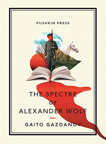 9781782270089: The Spectre of Alexander Wolf (Pushkin Collection)