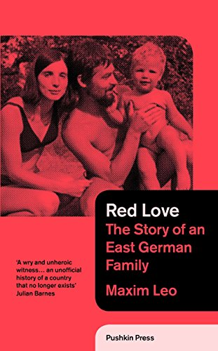 Red Love : The Story of an: Leon Maximo; Louise