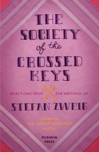 9781782271079: The Society of the Crossed Keys (B-Format Paperback)