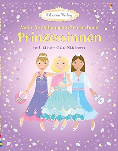 9781782320401: Mein Anziehpuppen-Stickerbuch: Pinzessinnen