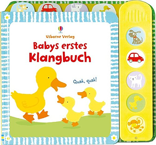9781782320463: Babys erstes Klangbuch