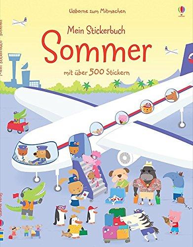 9781782321422: Mein Stickerbuch: Sommer