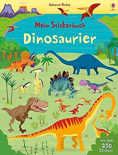 9781782322498: Mein Stickerbuch: Dinosaurier