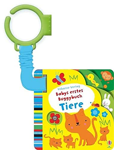 9781782322788: Babys erstes Buggybuch: Tiere: ab 1 Monat