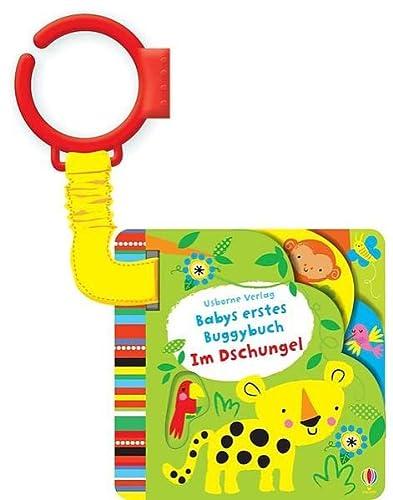 9781782322795: Babys erstes Buggybuch: Im Dschungel