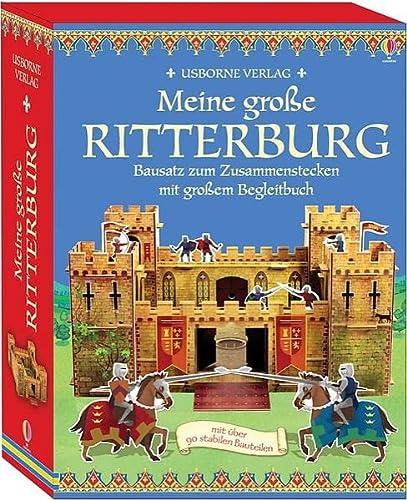 Meine große Ritterburg Bausatz zum Zusammenstecken; mit: JezTudhope, Simon Tuya