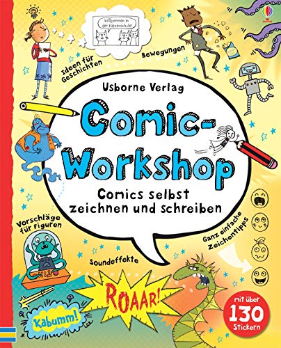 9781782323013 Comic Workshop Comics Selbst Zeichnen Und Schreiben