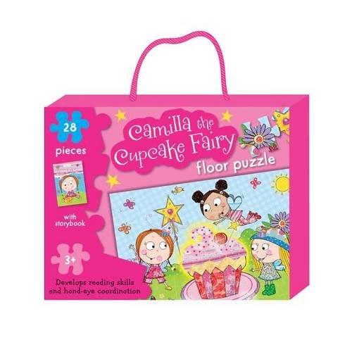 9781782350705: Camilla the Cupcake Fairy Floor Puzzle (Floor Puzzles)