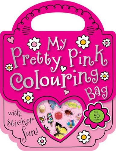 9781782351337: Mini Colouring Books: My Pretty Pink Colouring Bag
