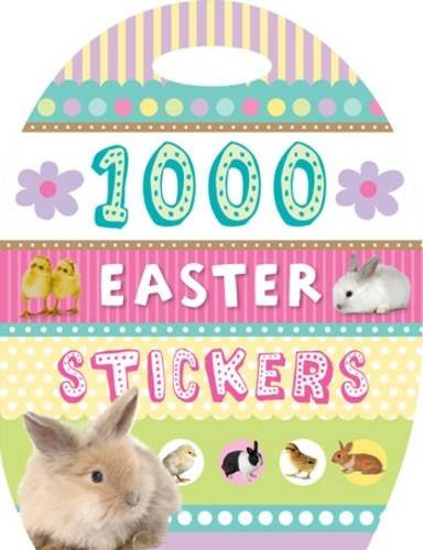 1000 Easter Stickers: Stratford, Charlotte
