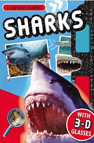 9781782351597: Sharks: I Explore Reader (I Explore Readers)