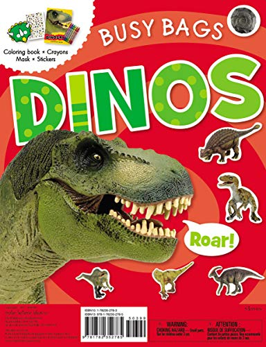 9781782352785: Busy Bags Dinos