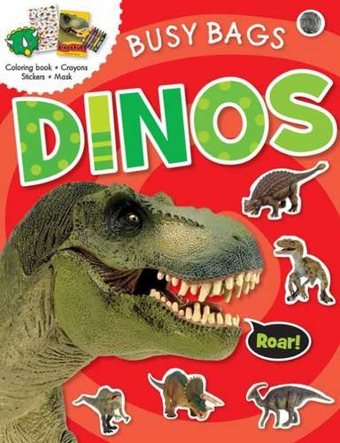9781782355120: Dinos Busy Bags