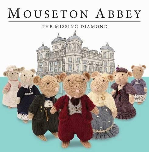 Mouseton Abbey: Joanna Bicknell