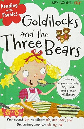 Goldilocks and the Three Bears: Nick Page