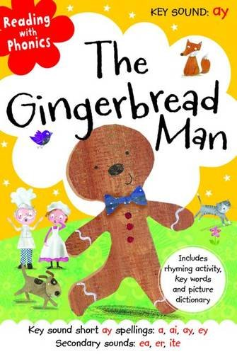 The Gingerbread Man (Reading with Phonics) (Hardcover)