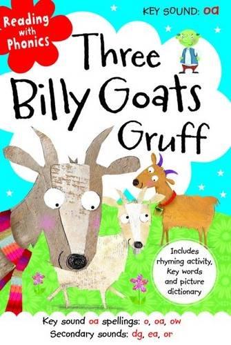 9781782356240: Three Billy Goats Gruff (Reading with Phonics)