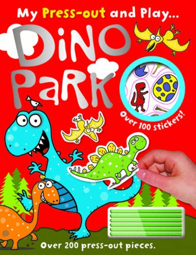9781782356288: Dino Park My Press out and Play