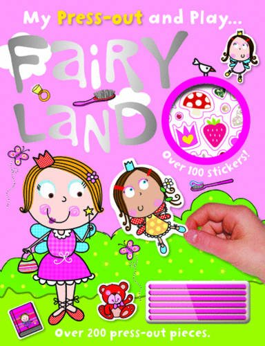 9781782356295: Fairy Land My Press out and Play