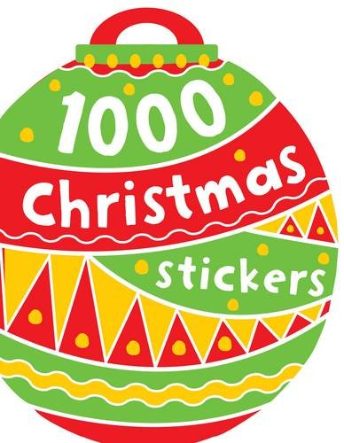 9781782356325: 1000 Christmas Stickers