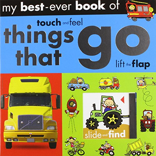 9781782356790: My Best Ever Book of Things That Go