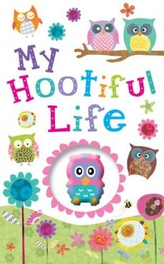 9781782358701: My Hootiful Life Mini Journal, Notes, & Stickers