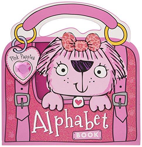 Pink Puppies Alphabet Book: Lynch, Stuart