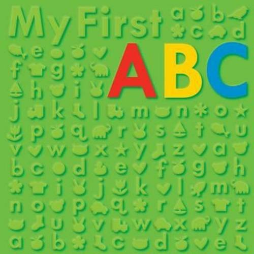 9781782359838: My First ABC Bubble Board Book (Bubble Buddies)