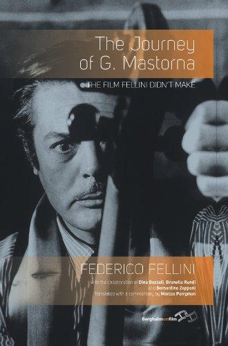 9781782382300: The Journey of G. Mastorna: The Film Fellini Didn't Make