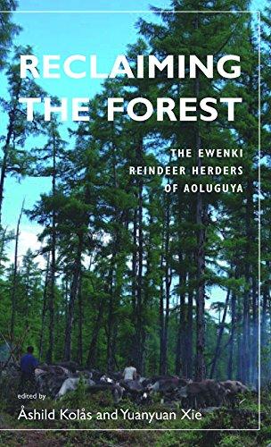 9781782386308: Reclaiming the Forest: The Ewenki Reindeer Herders of Aoluguya