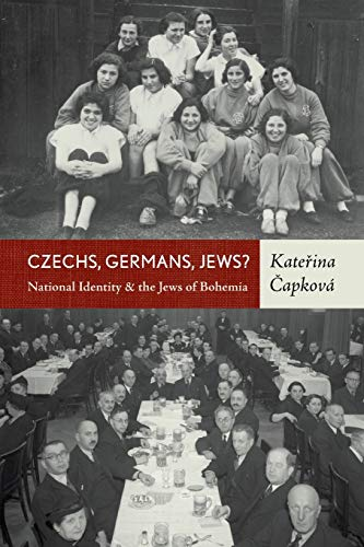 9781782386797: Czechs, Germans, Jews?: National Identity and the Jews of Bohemia
