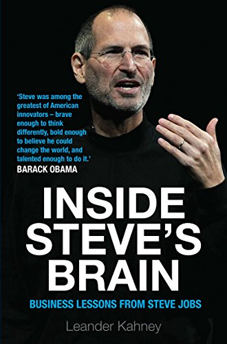 9781782390398: Inside Steve's Brain: Business Lessons from Steve Jobs, the Man Who Saved Apple