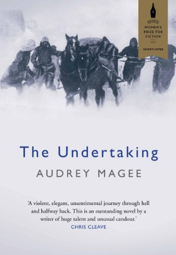 The Undertaking (Signed First Edition): Audrey Magee